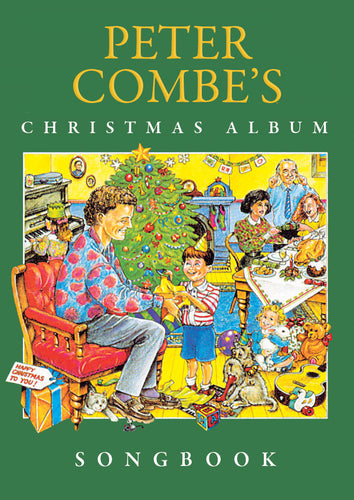 Peter Combe's Christmas Album Songbook (PDF)