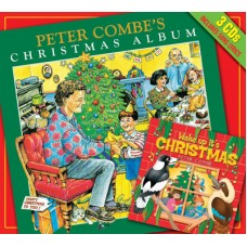 Peter Combe's Christmas Album Triple CD Pack