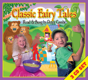 Classic Fairy Tales Triple CD Pack