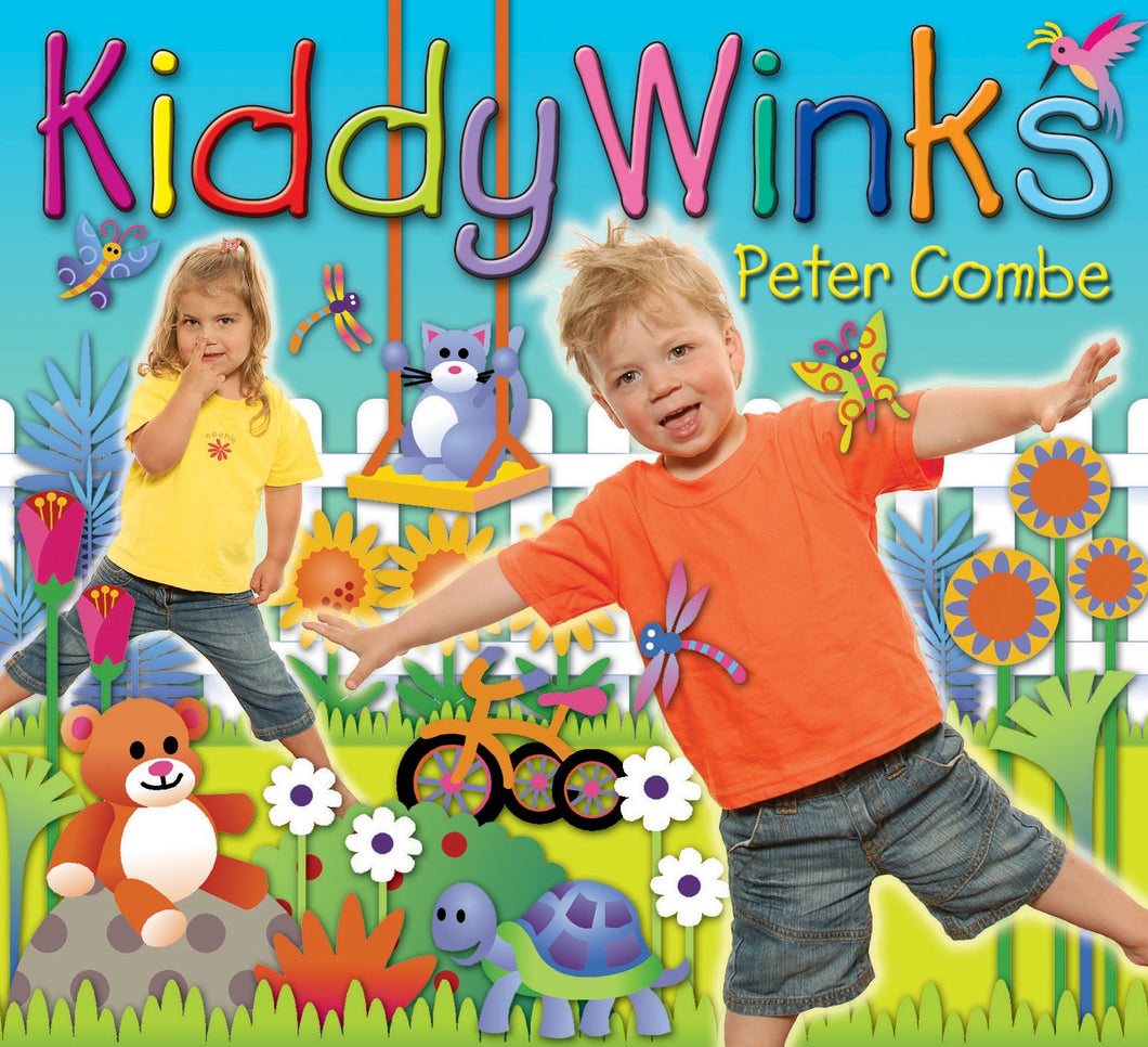 KiddyWinks CD