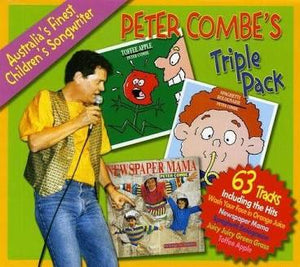 Triple CD Pack 1