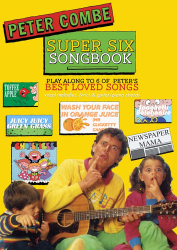 Peter Combe Supersix Songbook