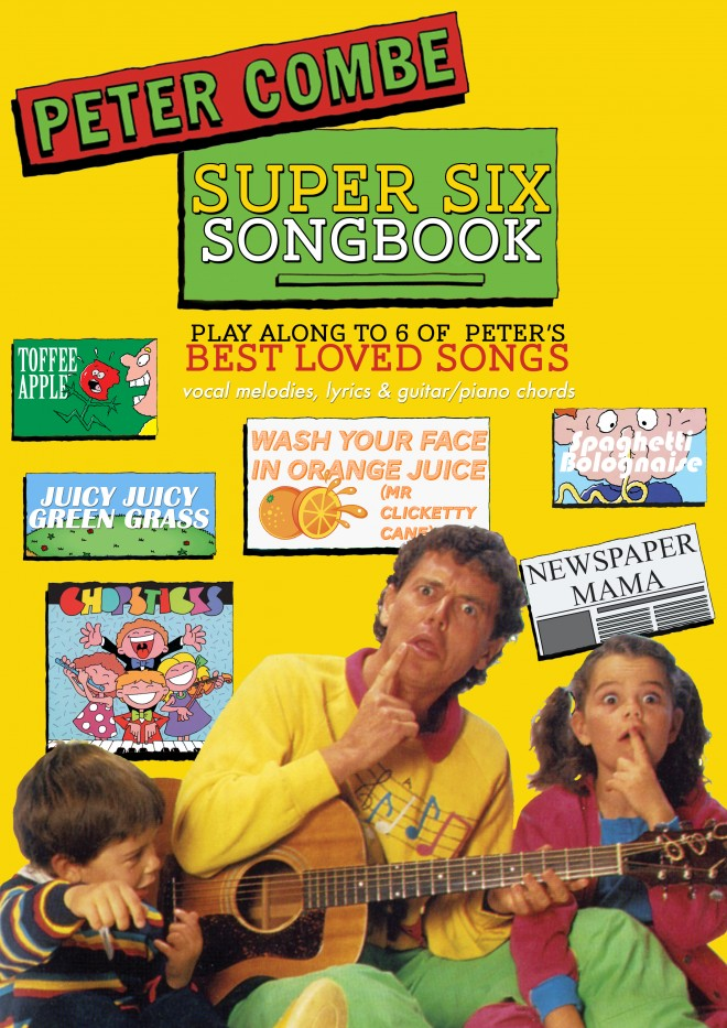 Peter Combe Supersix Songbook (PDF)