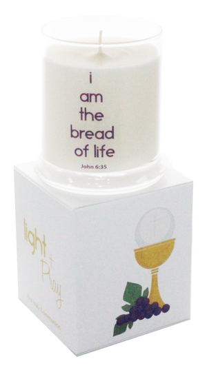 First Communion 12 oz candle