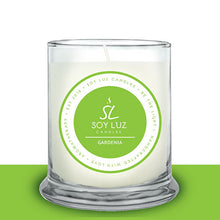 Gardenia All Natural Handmade Soy Candle