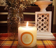 Citrus Delight All Natural Handmade Soy Candle