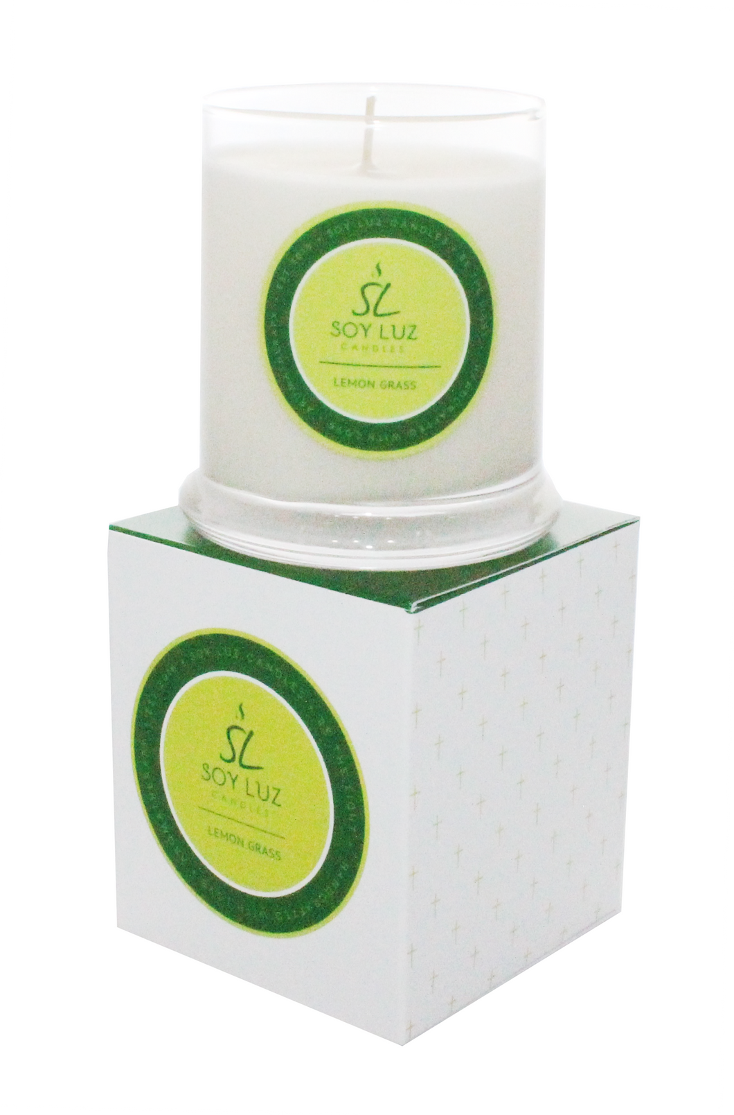 Lemon Grass All Natural Handmade Soy Candle