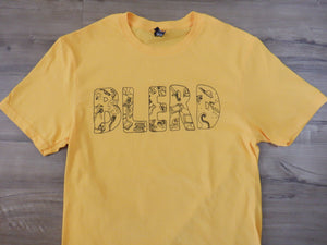 Black Nerd BLERD Shirt