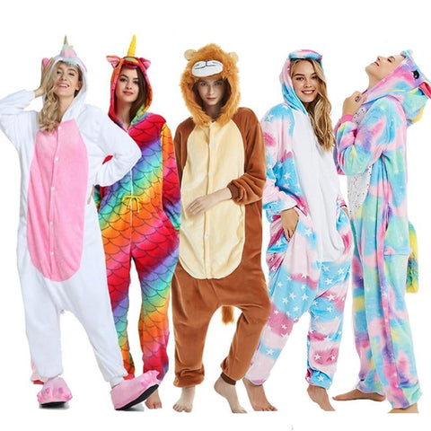 GrownUp Onesie Costume Sleepwear XOhalo