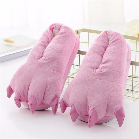 Cartoon Feet Slippers Accessory XOhalo