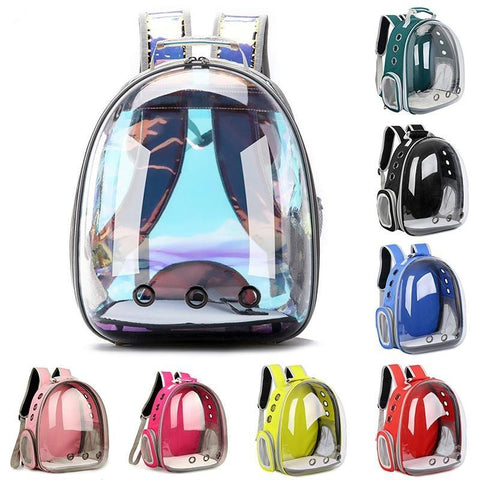 The 'BFF Pet' Carrier Backpack Backpack XOhalo