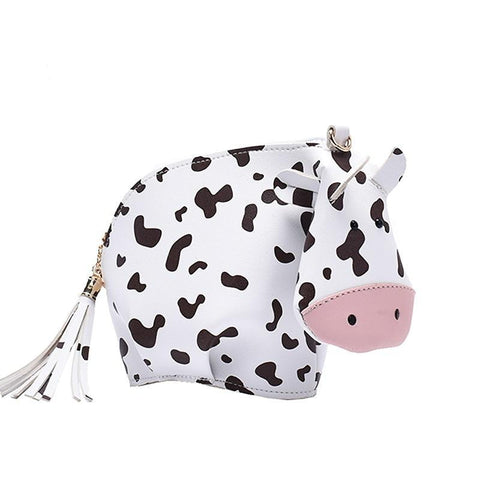 'Madison Moo' Bag Purse XOhalo
