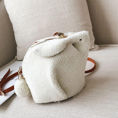 The 'Bun Bun' Shoulder Bag Bag XOhalo