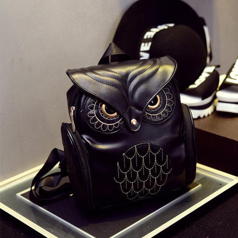 'Wisdom Owl' Backpack Backpack XOhalo