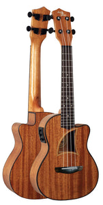 TROPICAL MAHOGANY EF-9 SOPRANO SERIES