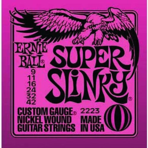 Ernie Ball Electric Guitar Strings 9-42