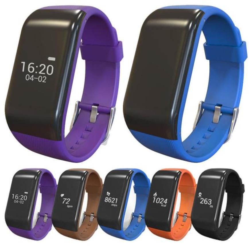 Hot Sale SmartWatch Bracelet Sport Tracker Pedometer Calorie Counter Watch #
