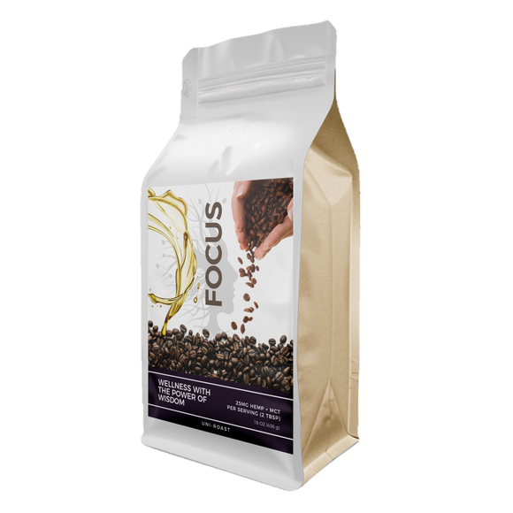 GreenTree Naturals Premium Focus Coffee 25 MG per Cup