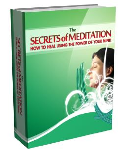 eBook - The Secret to Meditation