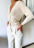 Sandra Sheen Cardigan - Cocomely