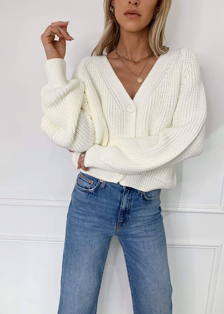 Kimberly Relaxed Cardigan