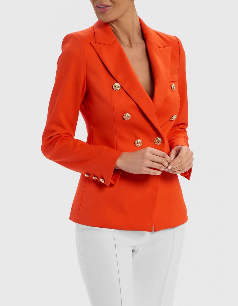 Kennedy Blazer Clementine - Cocomely