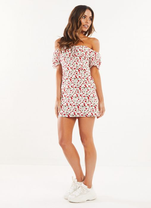 Falice Mini Dress - Cocomely