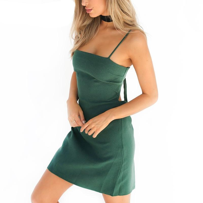 Top Ranking Mini Dress - Time Glam
