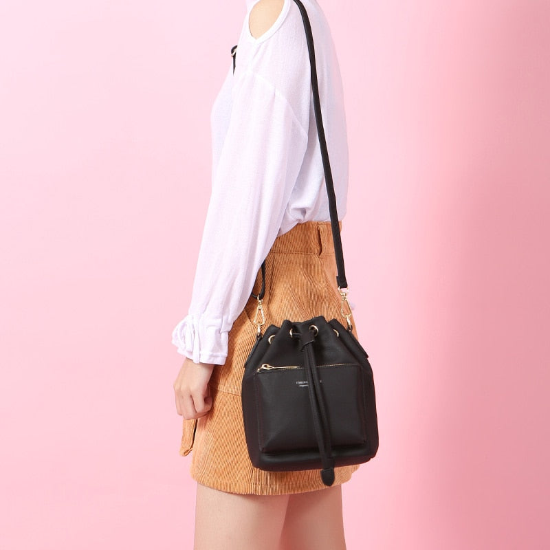 Nelly Cross Shoulder Bag - Time Glam