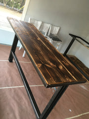 Bar Height Table