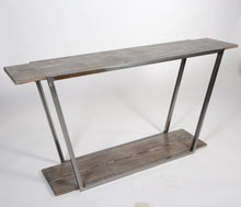 hand made industrial sofa table modern table