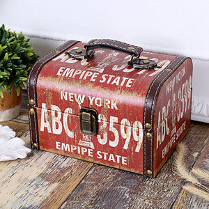 Small Vintage Storage Box