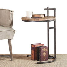 Rustic Industrial End Table/ Coffee Table