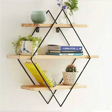 Diamond 3 Tier Shelf