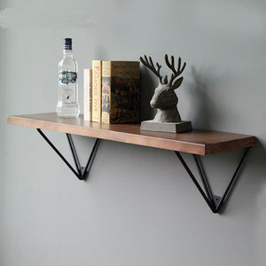 Modern Industrial Single Shelf