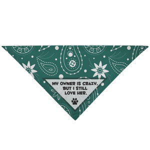 'I Still Love Her' Pet Bandana