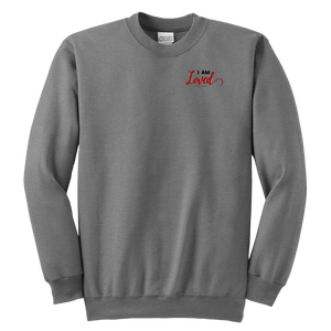 'I AM LOVED' Crewneck Sweatshirt