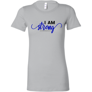 'I Am Strong' Bella Womens Shirt