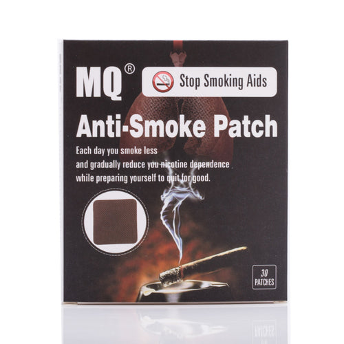 30pcs/box Stop Smoking Patches 5*5cm 100% Natural Ingredient Stop Smoking &Anti Smoke Patch Quit Smoke Cessation Health Therapy