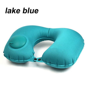 Inflatable U Neck Pillow