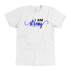 'I AM Strong' American Apparel Mens