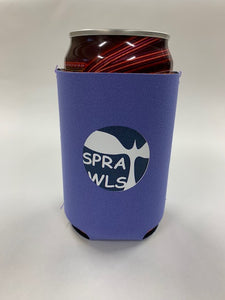 "WEL-01 Drink Holder ""Sprawls Logo"""