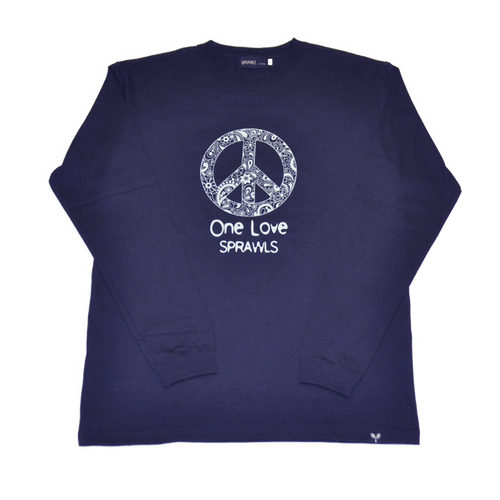 One Love L/S T-Shirts  SFL-264(L)