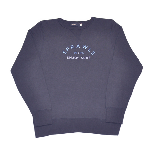 Enjoy Surf Crew Sweat SFL-283(C)