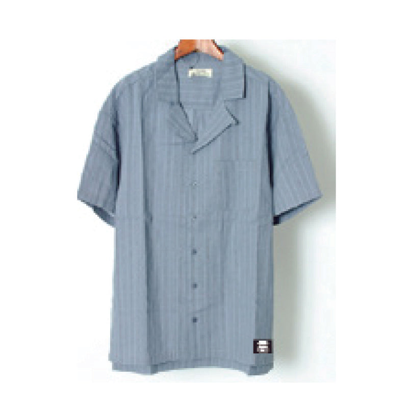 SSL-356 Drop shoulder Open collar Shirts