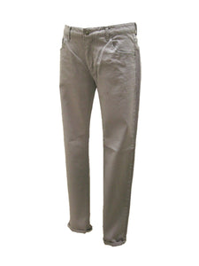 Washed Stretch Denim Slim Pants SGS-011(a) Lt-Gray