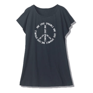 ONE LOVE Ladys Onepeace SSL-311(G) Black