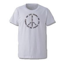 ONE LOVE Mens Tee SSL-311(S) White