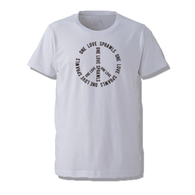 ONE LOVE Mens Tee SSL-311(S)