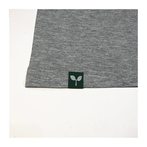 SMILE POCKET Mens Tee SSL-312(S) Gray